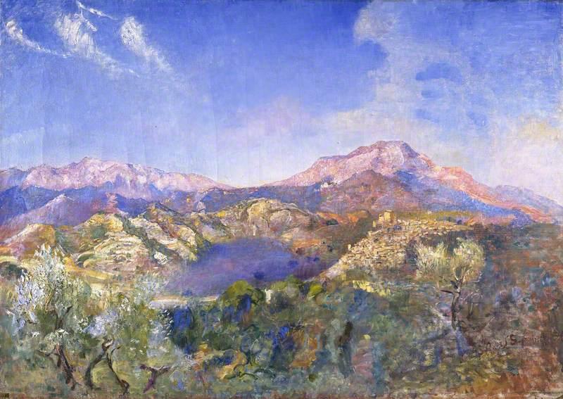 Italian Landscape Art Uk