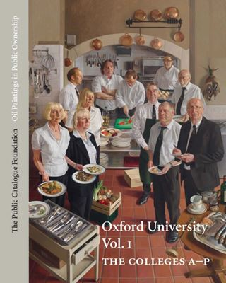 Oxford University Vol. I: The Colleges A-P