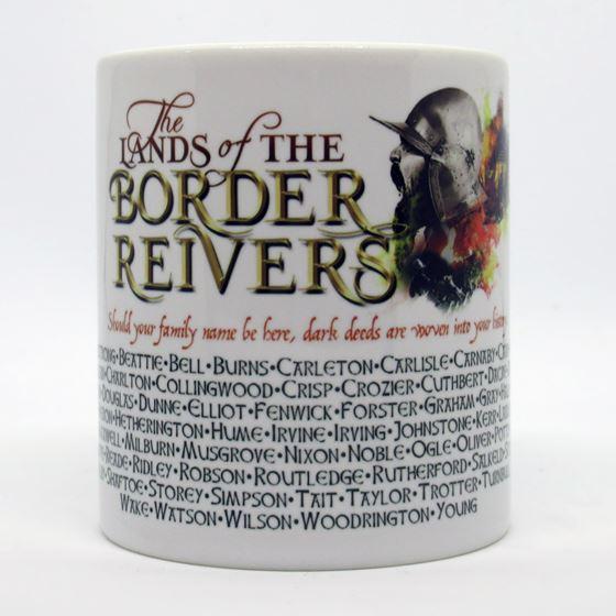 Border Reivers mug