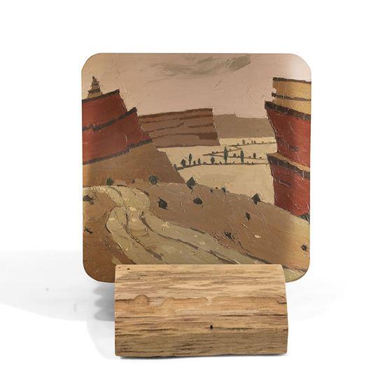 Kyffin Williams 'Los Altares' coaster