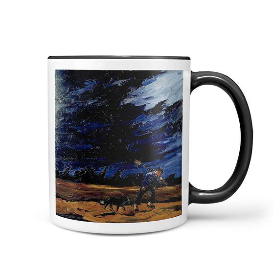 Kyffin Williams 'Henry Roberts, Bryngwyn, Patagonia' mug