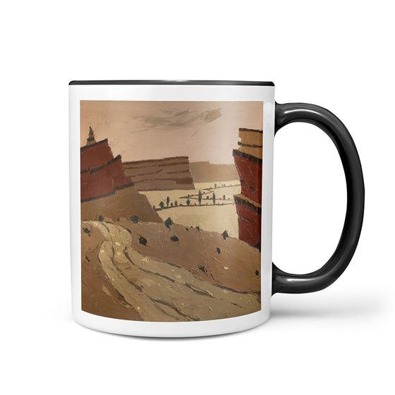 Kyffin Williams 'Los Altares' mug