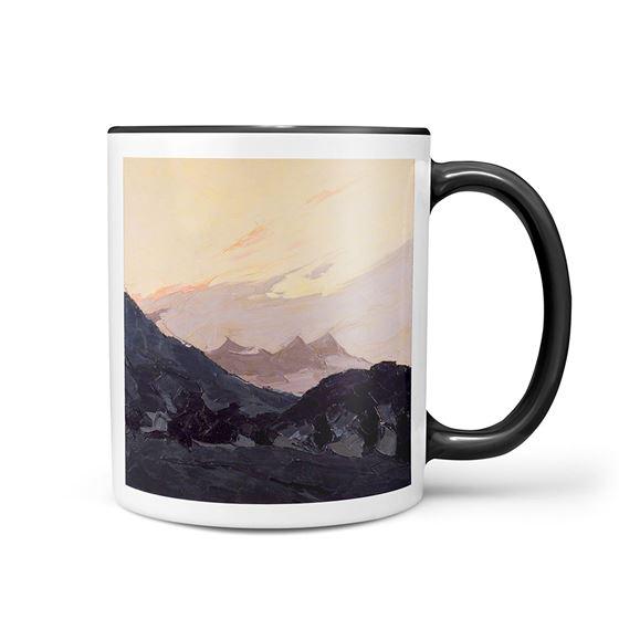 Kyffin Williams 'Lowlight Eryri' mug