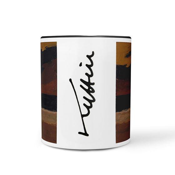 Kyffin Williams 'Sunset Over Anglesey' mug