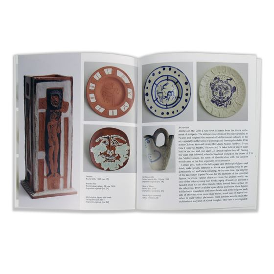 Picasso Ceramics: The Attenborough Collection