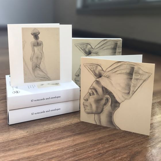 Dora Gordine notecards – 10-piece set