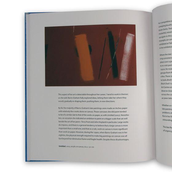 Wilhelmina Barns-Graham: A Survey of Important Works 1945–1995