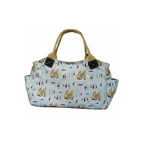 L. S. Lowry 'Yachts' (1959) handbag