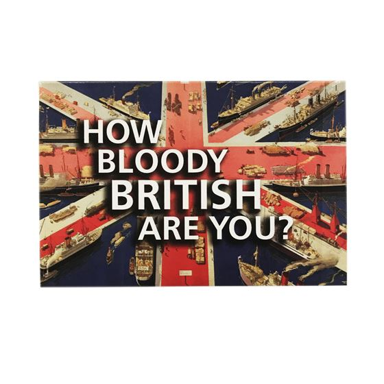 'How Bloody British Are You?' Life in the UK Test Quiz Deck