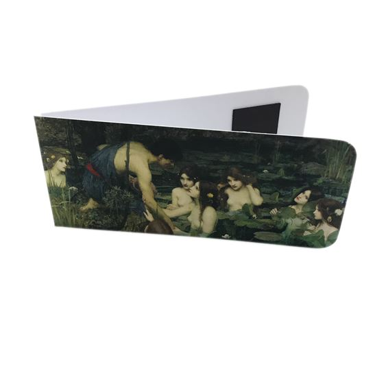 John William Waterhouse 'Hylas and the Nymphs' magnetic bookmark