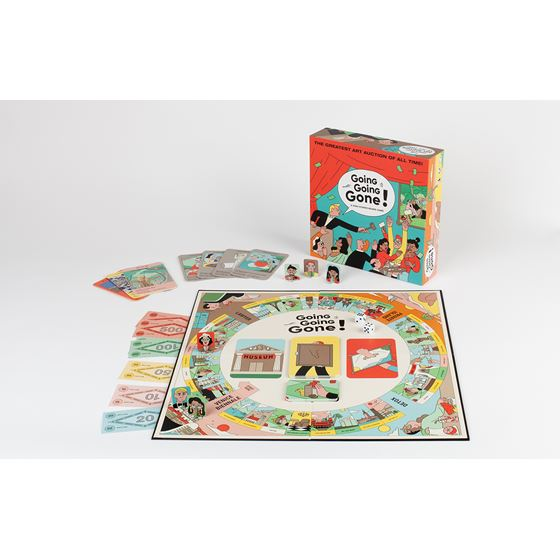 Going, Going, Gone! A High-Stakes Board Game