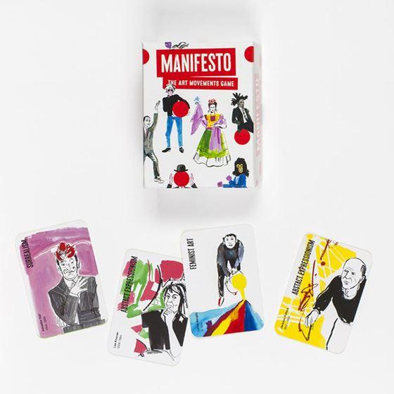 Manifesto: The Art Movements Game