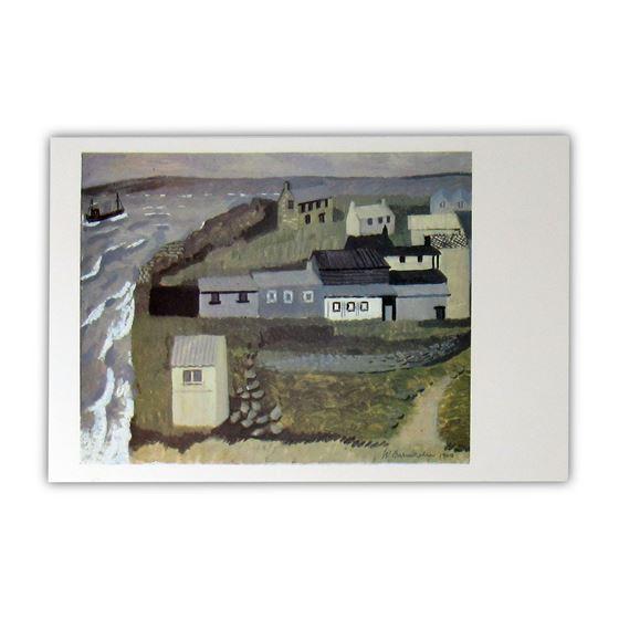 Wilhelmina Barns-Graham postcards – 10-piece set