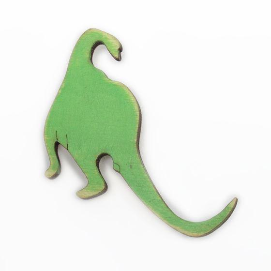 Kittiwake dinosaur brooch