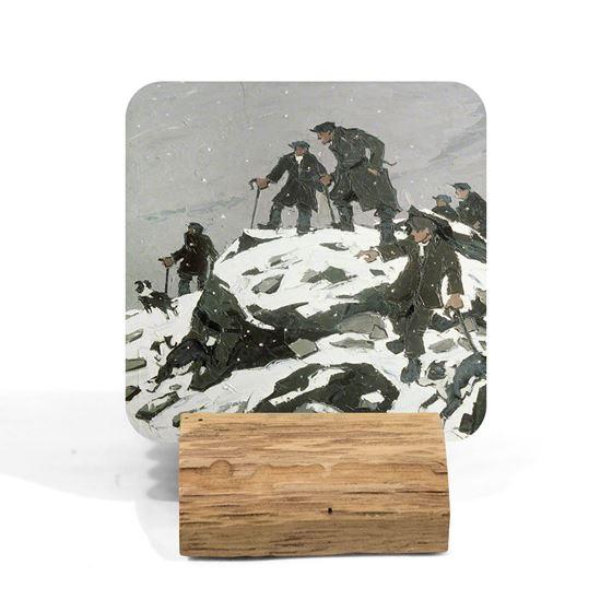 Kyffin Williams coasters – 6-piece set