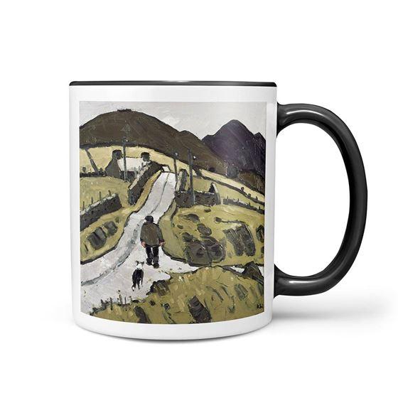 Kyffin Williams mugs – 6-piece set