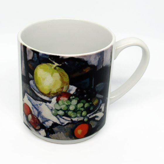 Samuel Peploe 'Still Life with Melon and Grapes' mug
