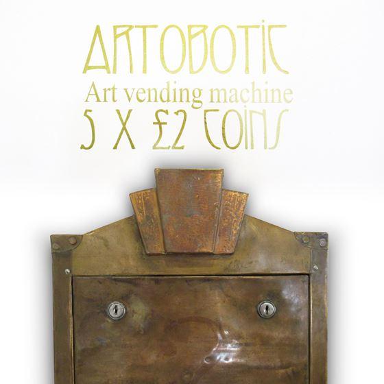 Artobotic: potluck original artworks