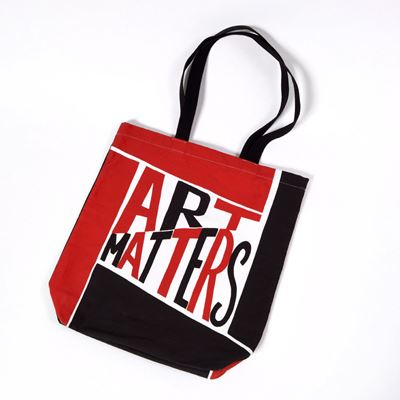 Art Matters tote bag
