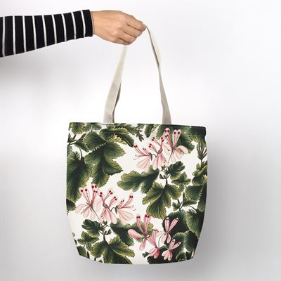 'An Ornamental Geranium' shopper