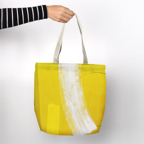 Wilhelmina Barns-Graham 'Afghanistan' shopper