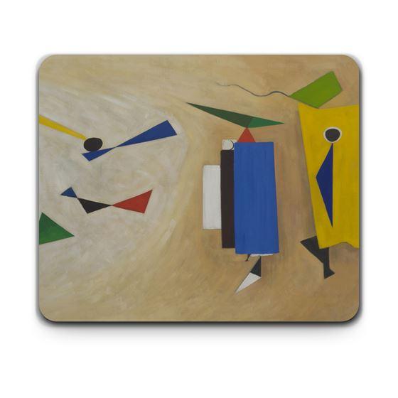 Wilhelmina Barns-Graham 'Summer Painting No. 2' placemat