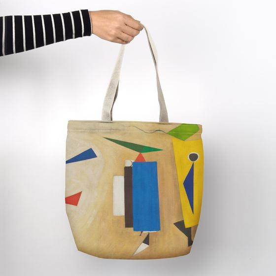 Wilhelmina Barns-Graham 'Summer Painting No. 2' shopper