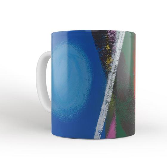 Wilhelmina Barns-Graham 'Untitled, 05/99 (RSW 2000)' mug and coaster
