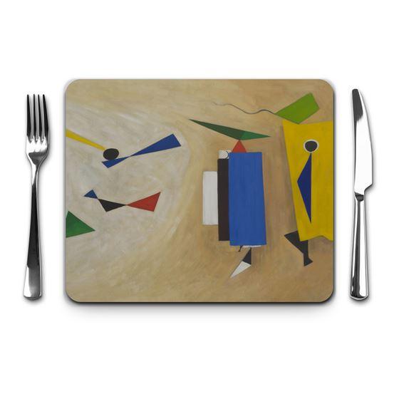 Wilhelmina Barns-Graham placemats – 4-piece set