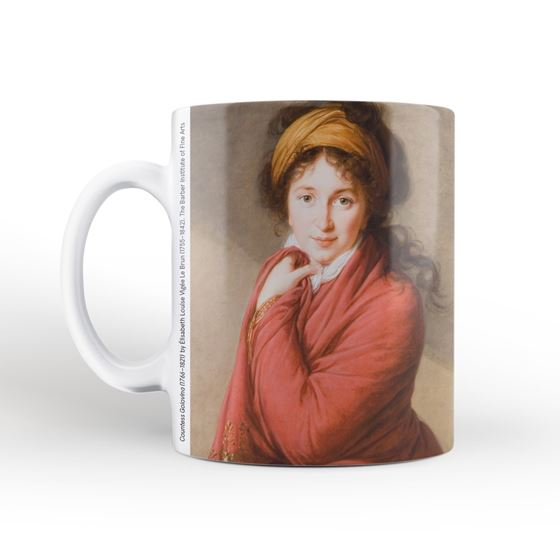 Élisabeth Louise Vigée Le Brun 'Countess Golovina (1766–1821)' mug