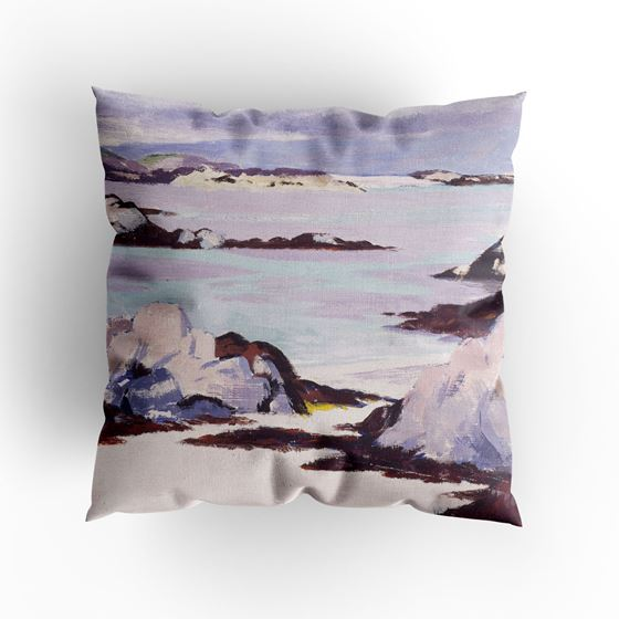 F. C. B. Cadell 'Iona' cushion
