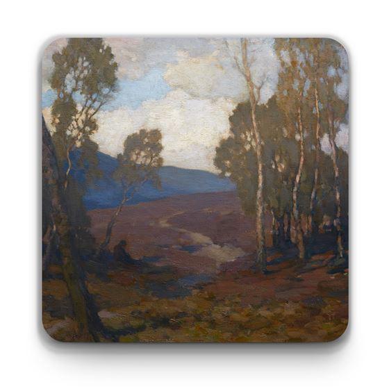 James Cadenhead 'Landscape' coaster