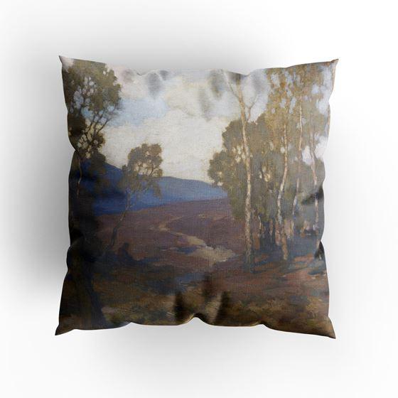 James Cadenhead 'Landscape' cushion