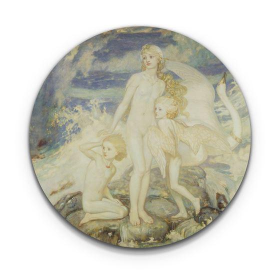 John Duncan 'The Children of Lir' coaster