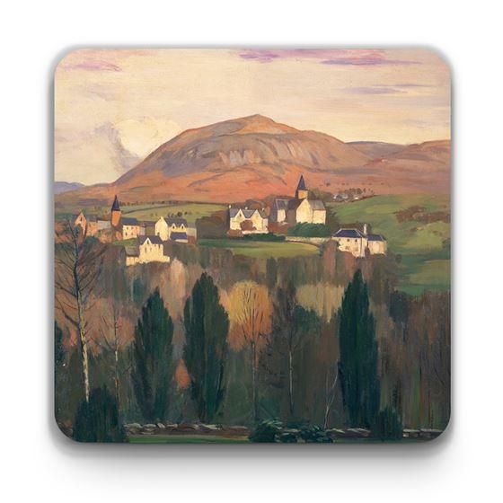 William York MacGregor 'Melrose' coaster