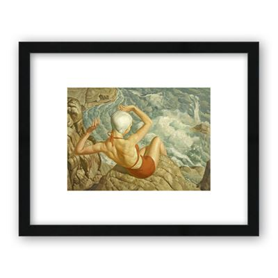 Spray – Curator's Choice framed print