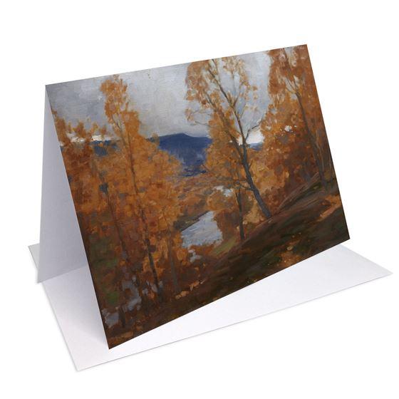 James Cadenhead 'Deeside' greetings card - A6