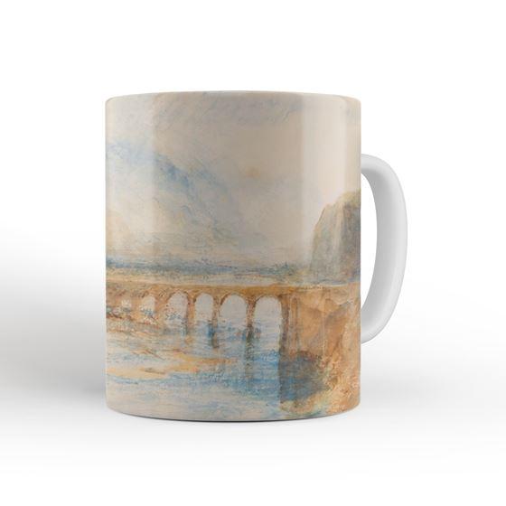 J. M. W. Turner 'Bellinzona – The Bridge over Ticino' mug
