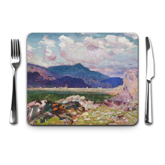 Christopher Williams 'Dyffwys, North Wales' placemat