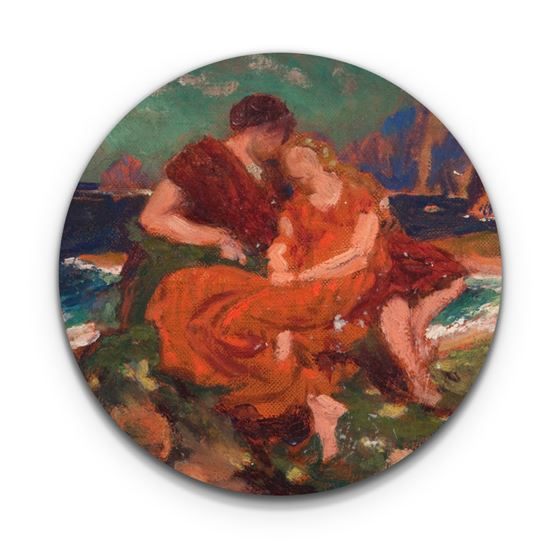 Christopher Williams 'Hero and Leander' coaster