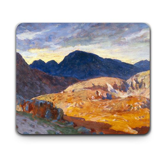 Christopher Williams 'Sunset in the Welsh Hills' placemat