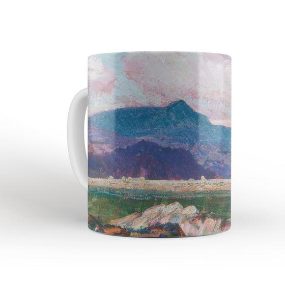 Christopher Williams 'Dyffwys, North Wales' mug