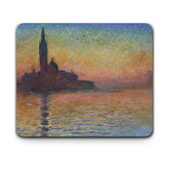 Claude Monet 'San Giorgio Maggiore by Twilight' placemat