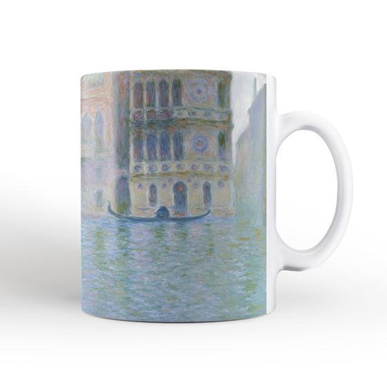 Claude Monet 'The Palazzo Dario' mug