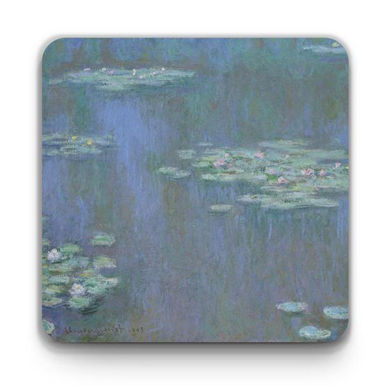 Claude Monet 'Waterlilies' (1905) coaster