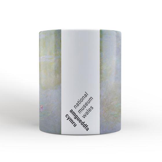 Claude Monet 'Waterlilies' (1908) mug