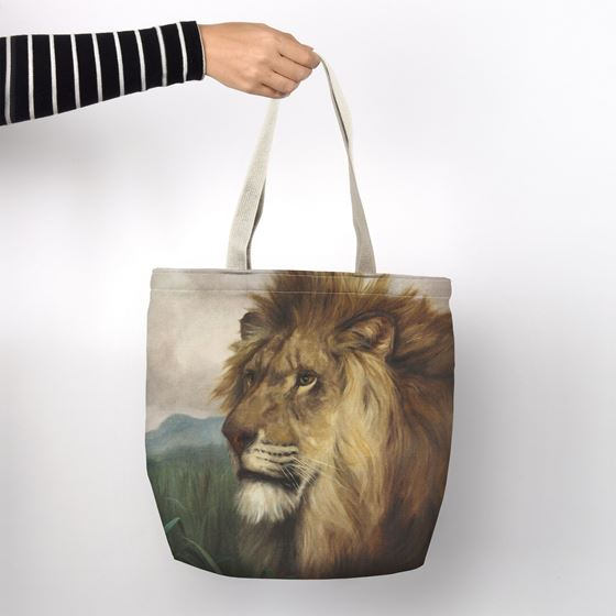 Harry Dixon 'A Lion' shopper