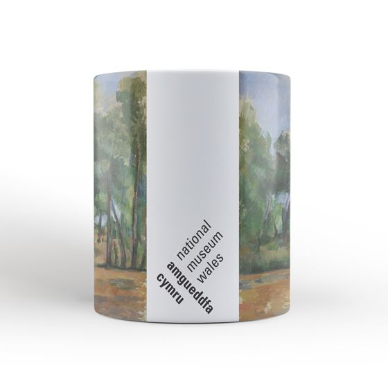 Paul Cézanne 'Provençal Landscape' mug