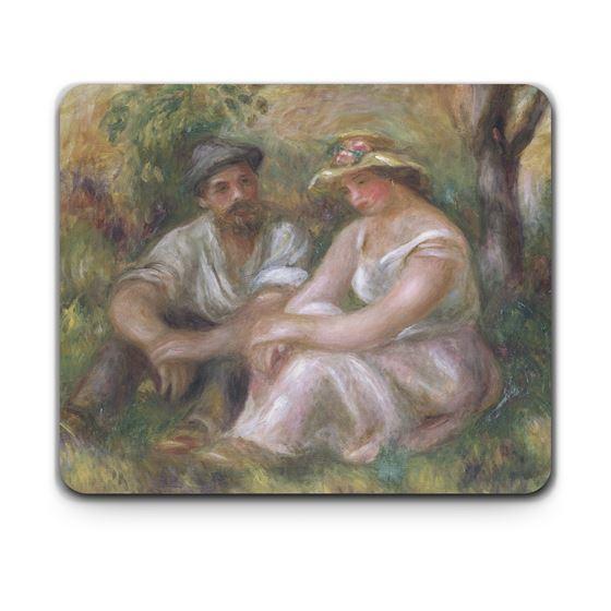Pierre-Auguste Renoir 'Conversation' placemat