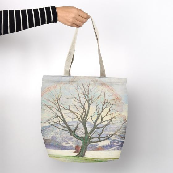 William Rothenstein 'Wych Elm in Winter' shopper